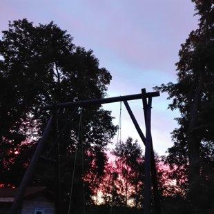 Līgo dienas saullēkts!